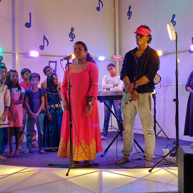 Performance by Aiive India Foundation