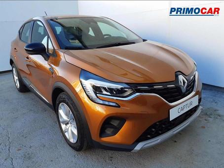 Skladem: Renault Captur se slevou 45 000 Kč