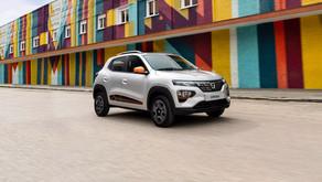Novinka! Dacia SPRING. 100% elektrická
