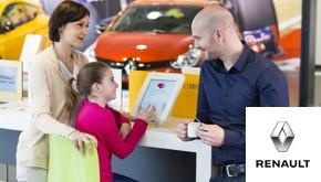 Zvýhodněné servisní smlouvy Renault.