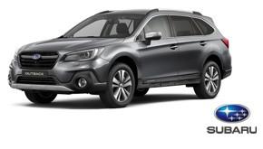 """Speciální edice Subaru Outback 2.5i-S EyeSight """"Limited"""""""
