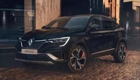 Nový Renault Arkana. Od 5 990 Kč měsíčně.