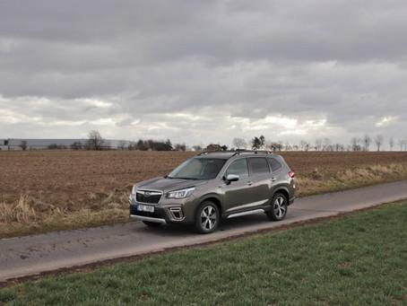 Test mild-hybridního Subaru Forester e-Boxer