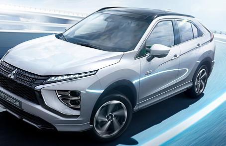 Limitovaná edice Mitsubishi ECLIPSE CROSS PHEV