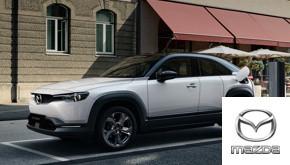 Zcela nová Mazda MX-30. Náš zcela elektrický vůz.