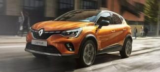 Nový Renault CAPTUR se zvýhodněním