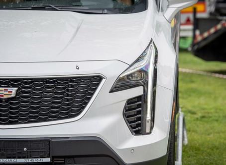 Autofotka týdne: americký borec Cadillac XT4 v české premiéře