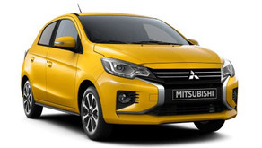 Mitsubishi Space Star již od 245 850 Kč