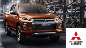 Nové Mitsubishi L200