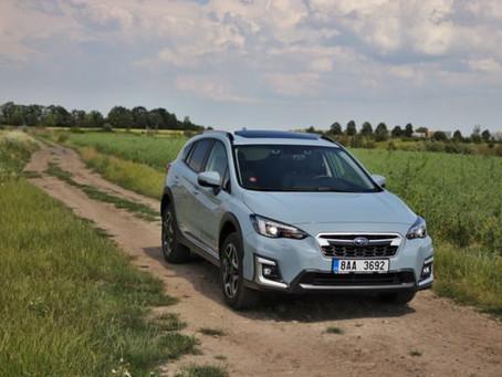 Test mild-hybridu Subaru XV e-Boxer