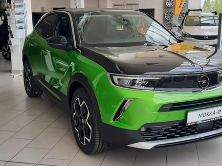 Zcela nový Opel Mokka