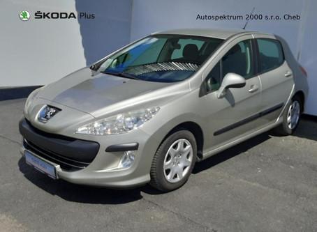Peugeot 308 | 73 000 Kč