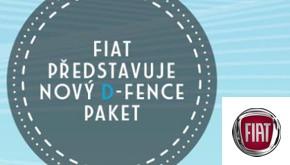 Fiat představuje nový D-FENCE paket