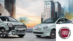 NOVÝ FIAT 500 & PANDA HYBRID již od 279 900 Kč s 5 letou zárukou.
