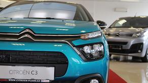 Dealerství Citroën Plzeň (2021)