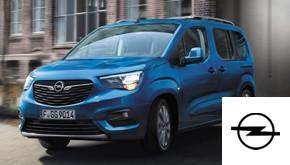 Opel Combo Life nyní za 133 000 Kč