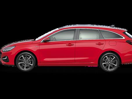 Skladem | Hyundai Nová i30 kombi | 364 990 Kč