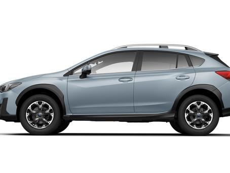 Akční nabídka Subaru XV – omezená série 70 vozů