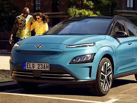 Nový Hyundai KONA Electric se zvýhodněním až 70 000 Kč.