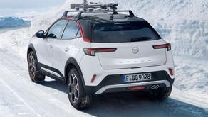 Vybrané zimní příslušenství Opel se slevou až -35%
