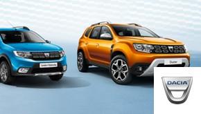 Skladové vozy Dacia se zvýhodněním až 35 000 Kč
