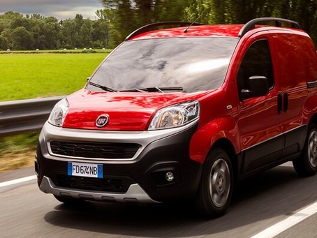 Fiat Fiorino s velkým zvýhodněním již od 244 900 Kč bez DPH.