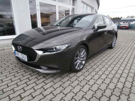 Akční sleva 310 900 Kč - Mazda 6 kombi + zimní pneu ZDARMA