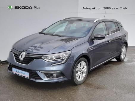 Renault MÉGANE   414 000 Kč