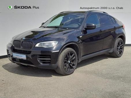 BMW X6   589 000 Kč