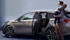 Hyundai i30 v limitované edici FAMILY