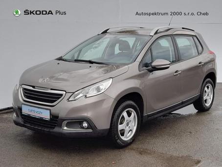 Peugeot 2008   199 000 Kč