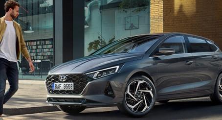 Vyhrajte nový Hyundai i20