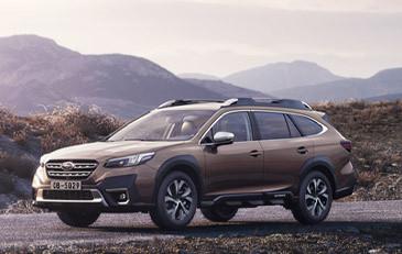 Nový Outback 2021. Po delší době novinka od Subaru.