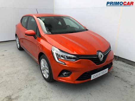 Skladem: Renault Clio se slevou 57 000 Kč