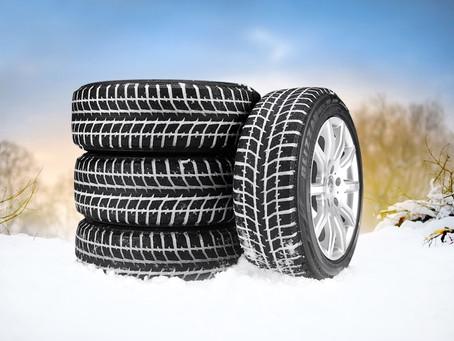 Zimní pneumatiky ZDARMA k vybraným modelům Renault.