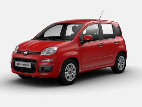 Fiat Panda se slevou 23 100 Kč ihned k odběru!