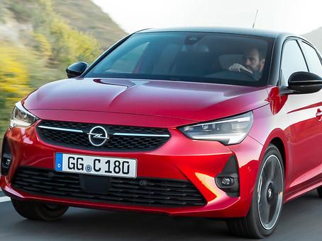 Nový Opel Corsa. 100% německý.