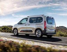 Citroën Berlingo - jako střižené pro jarní piknik