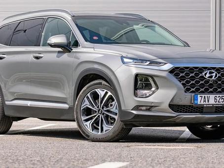 Dlouhodobý test: Hyundai Santa Fe a poznatky po 5 tisících