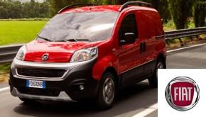 Fiat Fiorino - již od 239 900 Kč bez DPH.
