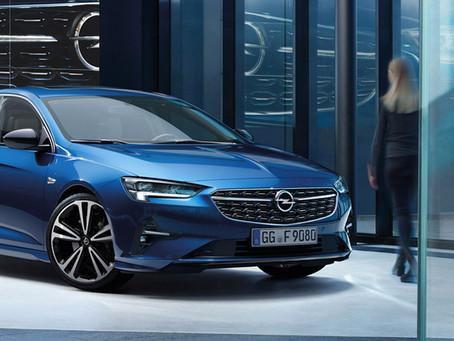 Nový Opel Insignia. Již za 649 990 Kč.