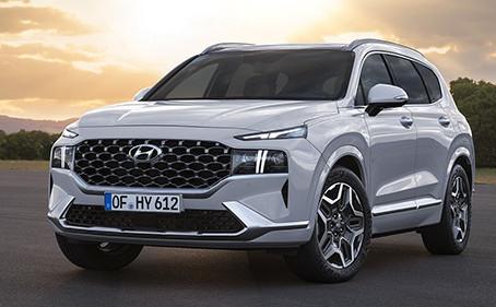 Nový Hyundai Santa Fe. Pro lepší budoucnost.