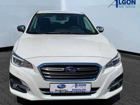 Subaru Levorg za 679 000 Kč skladem ihned k odběru