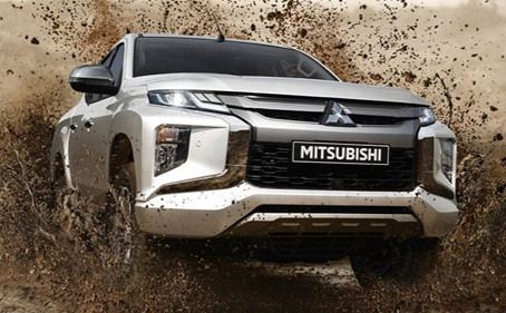 Mitsubishi L200 Plus - nadupaná novinka