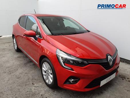 Skladem: Renault Clio se slevou 24 200 Kč