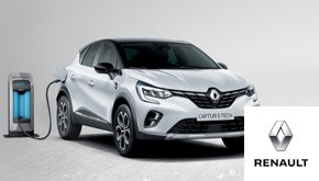 Hybridní vozy Renault