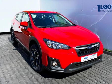 Skladem: Subaru XV za 599 000 Kč