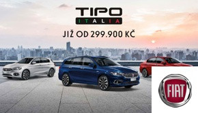 Edice Fiat Tipo Italia