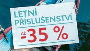 Letní příslušenství CITROËN se slevou až -35%