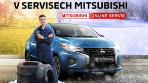 Zimní servis Mitsubishi